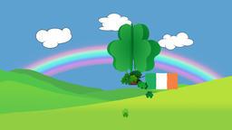 St Patrick's day animation Animation