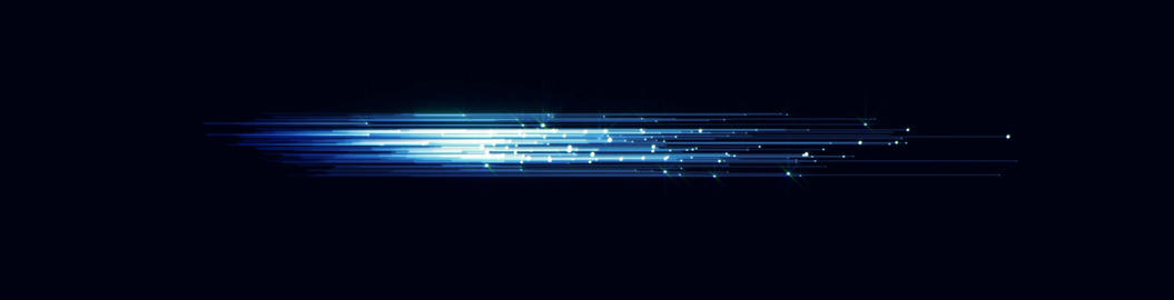 Particle Light cables speed After Effects Template