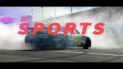 Extreme Sport - Sport Opener After Effects Template