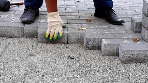 Street improvement Footage