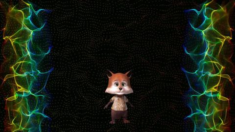 funny animated cartoon fox Animation