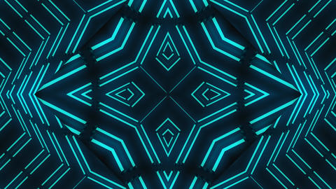 Blue Animation