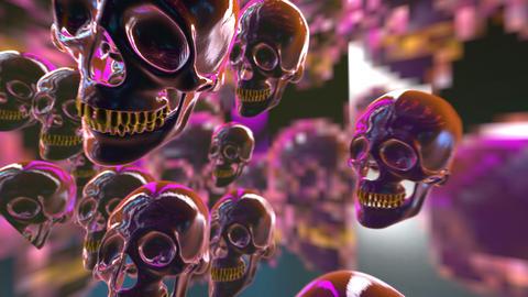 Skull animation Animation