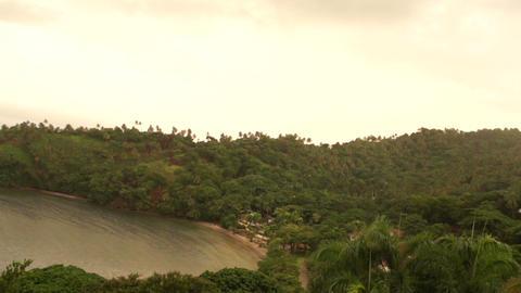 Beautiful caribbean beach ビデオ