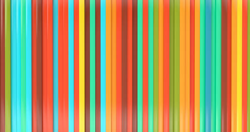 Colored vertical lines move slowly. Intro for your video 영상물
