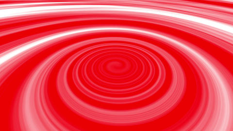 Colorful spiral . Modern cgi animation. Futuristic seamless 4k background Animation