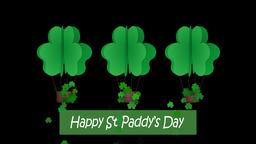 Happy St Patricks day animation Animation