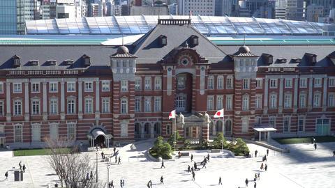 tokyo station Footage