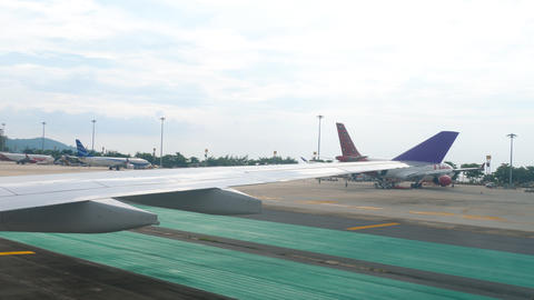 International Phuket Airport Live Action