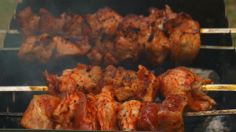 Skewers of Meat Live Action
