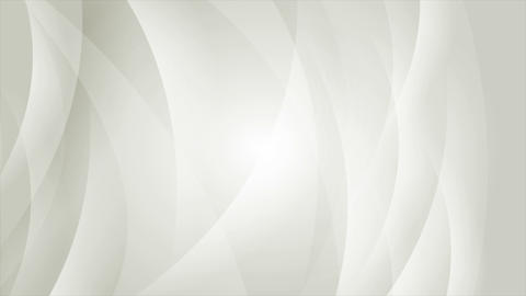 Abstract elegant grey waves video animation Animation
