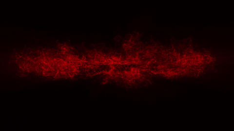 10 Red Particles Shockwaves Overlay Graphic Elements Vol.3 Animation