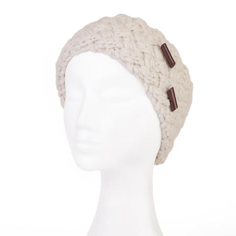 knitted headband Photo