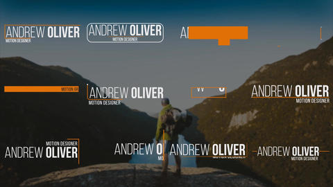 Good Lower Thirds Motion Graphics Template