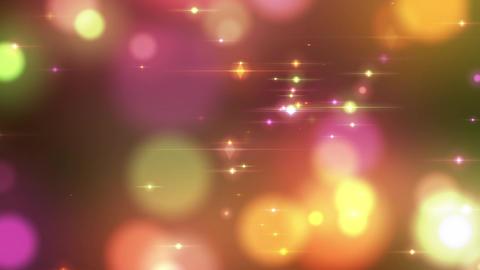 Neon background CG Animation