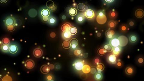 Neon background CG GIF