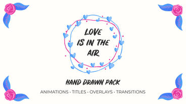 Love is in the Air v2 After Effects Template