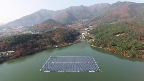 182Z Solar Power generator 03 Live Action