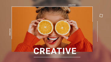 Creative Promo After Effects Template