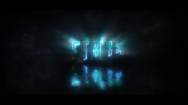 Lighting Logo Reveal After Effects Template