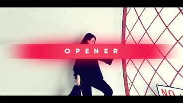 Stomp Opener 4k Plantilla de After Effects