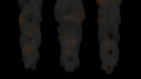 SMOKE-vapor set Animation