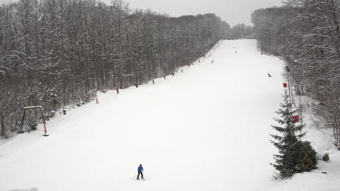 Ski Resort GIF