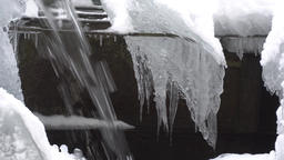Water and Ice Footage