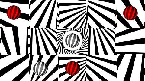 Abstract VJ loop Animation
