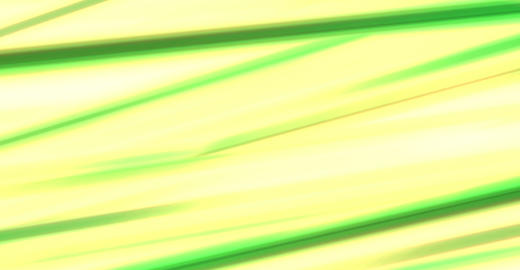 Geometric Abstract Green And Yellow Slowly Lines Flowing Background Animation