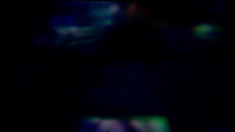 Grunge and scratches on old film leader - Video... Stock Video Footage