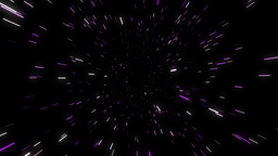 Space Tunnel Animation