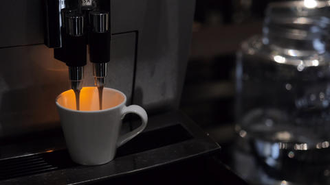 Coffee machine+ Footage