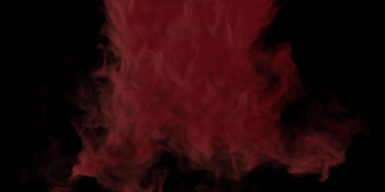 Smoke RED Animation