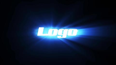 Light Logo OpenerME Plantilla de After Effects