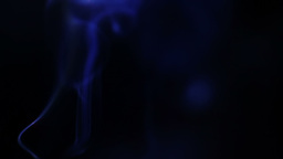 Dark blue motion background Stock Video Footage