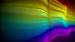 Loopable multicolored animated abstract background Animation