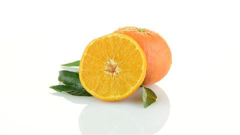 Tangerines Stock Video Footage