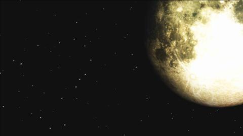 romantic night 3 Stock Video Footage