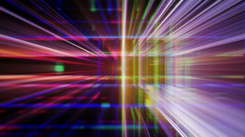 Futuristic technology light abstraction - Light FX2123 HD, 4K Animation