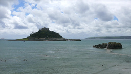 St Michaels Mount Footage