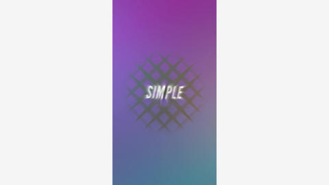 Upbeat Vertical Promo Motion Graphics Template
