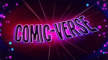 ComicVerse Title Reveal After Effects Template