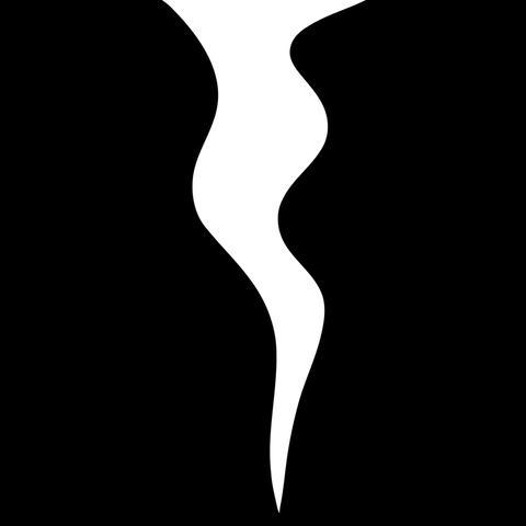 Cigarette Smoke Loop 01 - SVG Animation For Web