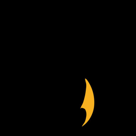 Fire Flames 66 - SVG Animation For Web