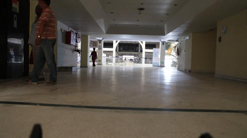 Interior of Hospital Live Action
