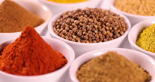 Spices, Cooking ingredient Live Action