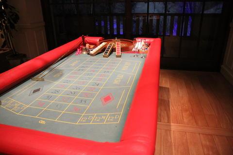 Casino Roulette Room Photo