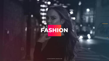 Dynamic Fashion Promo Premiere Proテンプレート