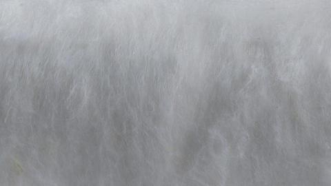 White Cotton Wool Texture Footage